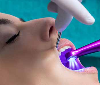 Ozone therapy from Maine Center for Dental Medicine is a dentistry treatment that eliminates harmful oral bacteria to restore health