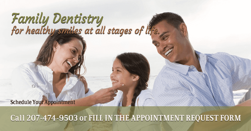 Family dentistry for healthy smiles at all stages of life.